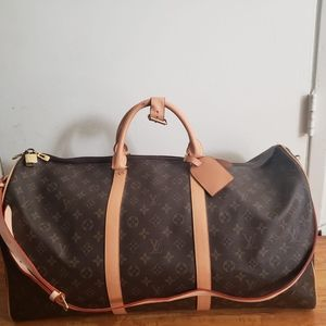 Louis Vuitton duffle bag/carry on